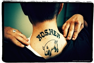 kosher tattoo