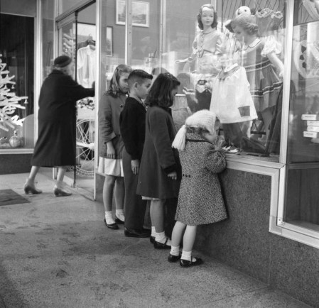 shopping-children