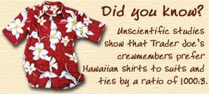 trader joe's hawaiian shirts