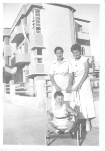 Grandma in Tel Aviv 1935