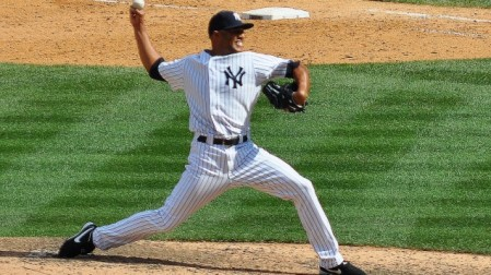 The New York Board of Rabbis successfully pitched a visit to Israel to Yankees star Mariano Rivera. (Photo credit: CC BY/ChrisHConnelly via Flickr.com)