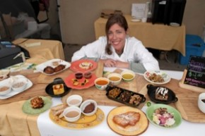Michele Grant of The Kosher Palate