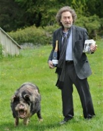 Howard Jacobson and Zoo Time