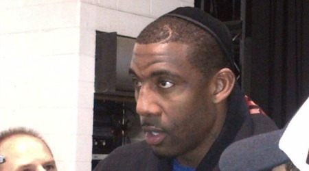 Amar'e Stoudemire wears a kippah to show his Jewish heritage.