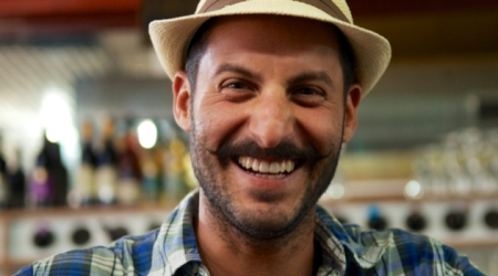 Video Guy: Joseph Shamash's online film features on-the-street interviews with Israelis about Iran.