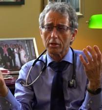 Dr. Michael Malus (photo credit: Ezra Soiferman)