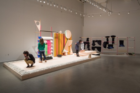 "Oded Meromi's ""1967"" at the Contemporary Jewish Museum"