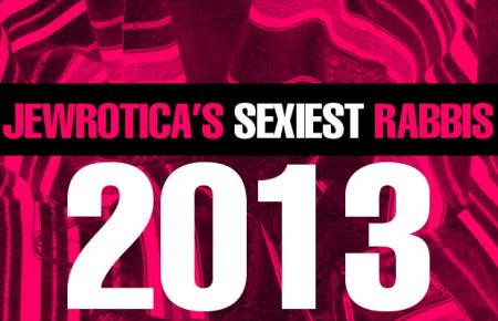 Jewrotica Sexiest Rabbis Graphic