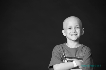 Samuel Sommer died from refractory acute myeloid leukemia at age 8. (Courtesy of Phyllis Sommer)