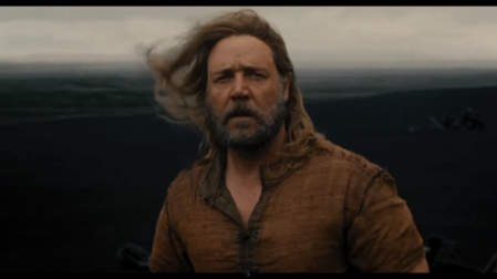 "Russell Crowe in ""Noah."" (photo credit: YouTube screenshot)"