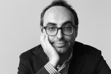 The wacky world of author Gary Shteyngart is on display in a new memoir, 'Little Failure.' (photo credit: Brigitte Lacombe/Courtesy of Random House)