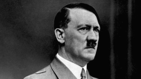 Adolf Hitler (photo credit: German Federal Archive/Wikimedia Commons)
