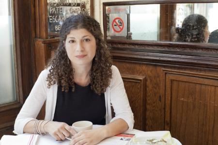 Author Tova Mirvis. (photo credit: Nina Subin)